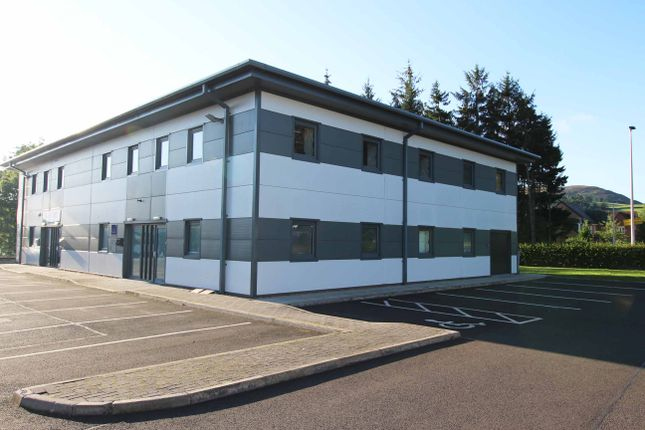 Thumbnail Office for sale in Units 7 And 7A, Elm Court, Cavalry Park, Peebles