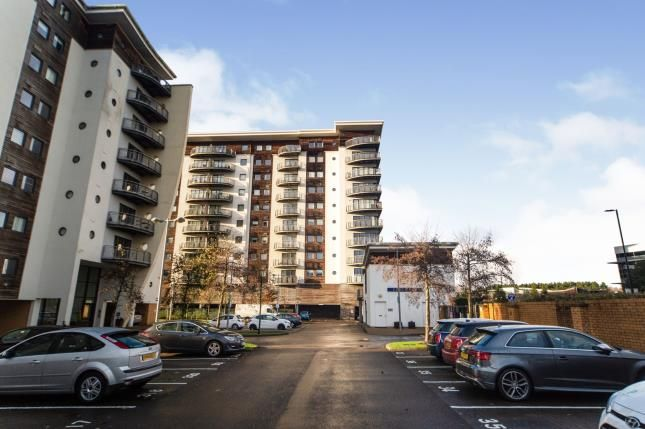 Thumbnail Flat for sale in Picton, Victoria Wharf, Watkiss Way, Cardiff