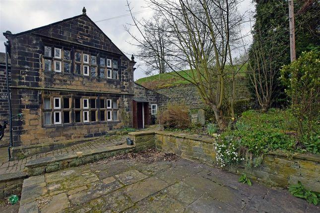 Cottage to rent in Wood Top, Hebden Bridge