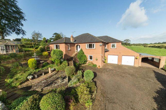 Thumbnail Detached house for sale in Redbank House, Irthington, Carlisle, Cumbria