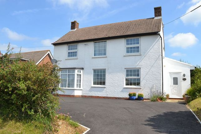 Thumbnail Detached house for sale in Staplers Road, Newport
