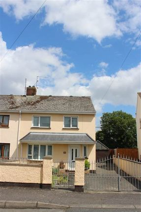 Thumbnail Semi-detached house for sale in Cloughreagh Park, Bessbrook, Newry