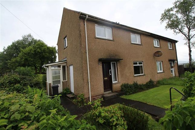 Thumbnail Semi-detached house for sale in Golf Road, Gourock, Renfrewshire