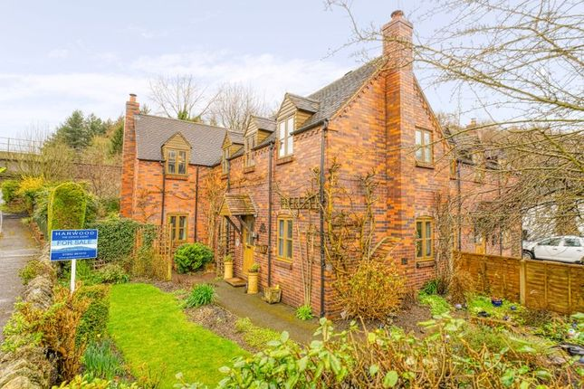 Thumbnail Cottage for sale in Cherry Tree Hill, Coalbrookdale, Telford