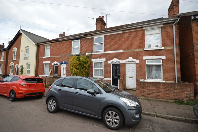 Thumbnail Terraced house for sale in Victor Road, Colchester