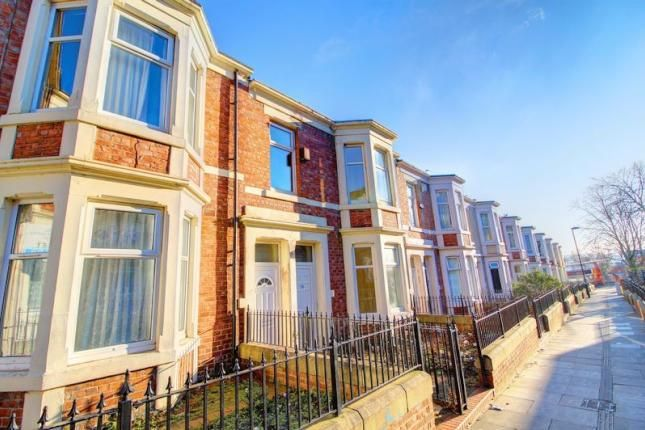 Thumbnail Flat to rent in Gerald Street, Newcastle Upon Tyne