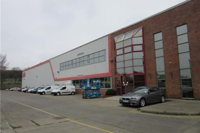 Thumbnail Warehouse for sale in Abb Premises, Hanover Place, Sunderland, Tyne And Wear, UK