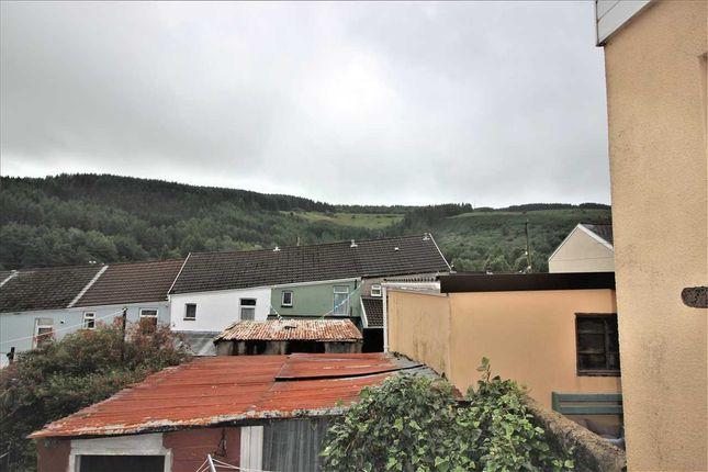 Views From Rear of Jones Street, Blaenclydach, Tonypandy CF40