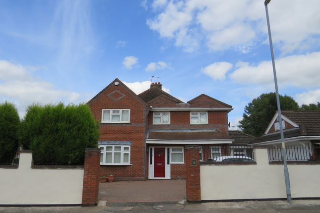 Thumbnail Semi-detached house for sale in Coronation Road, Walsall Wood, Walsall