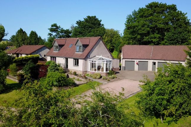 Thumbnail Detached house for sale in Kirk View House, Kinsleith