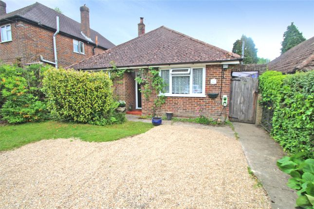 Thumbnail Detached bungalow for sale in Beaconsfield Road, Chelwood Gate, Haywards Heath