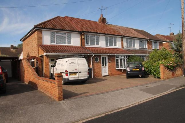 Thumbnail Semi-detached house for sale in Aston Mead, Windsor