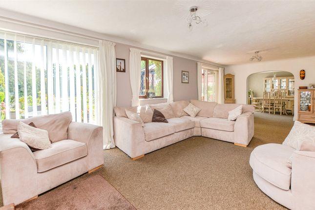 Lounge of Church Road, Three Legged Cross, Wimborne, Dorset BH21