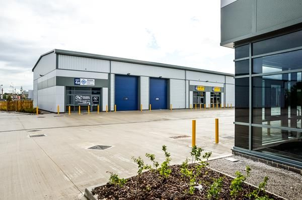 Thumbnail Light industrial to let in Unit 4B Quest Marrtree Business Park, Wheatley Hall Road, Doncaster, South Yorkshire