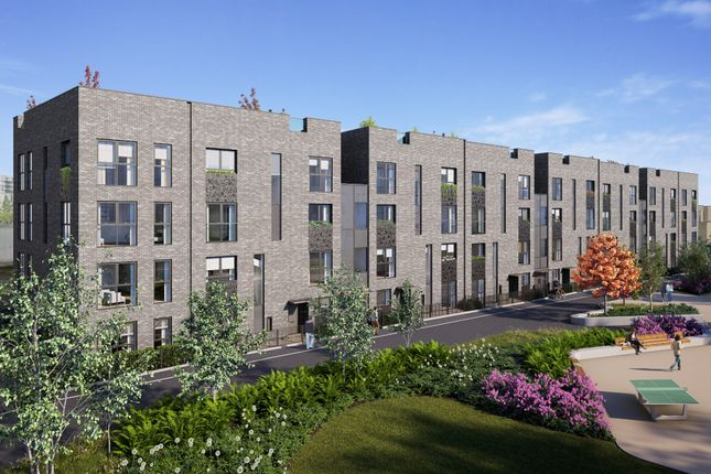 Thumbnail Duplex for sale in Penny Brookes Street, Stratford, London