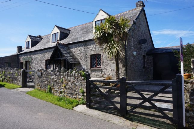 Thumbnail Detached house for sale in Rescorla, St. Austell