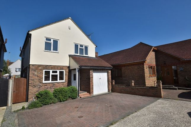 Thumbnail Detached house for sale in Garden Close, Althorne, Chelmsford