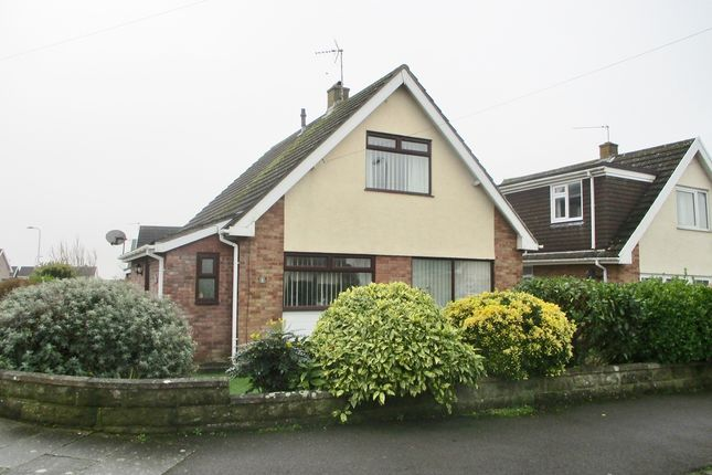 Thumbnail Detached bungalow for sale in Longacre Drive, Porthcawl