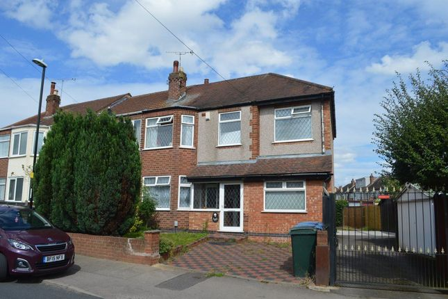 Thumbnail Terraced house to rent in Evenlode Crescent, Coundon, Coventry