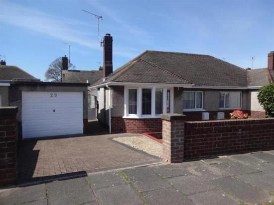 Thumbnail Bungalow to rent in Belvedere Road, Barrow In Furness