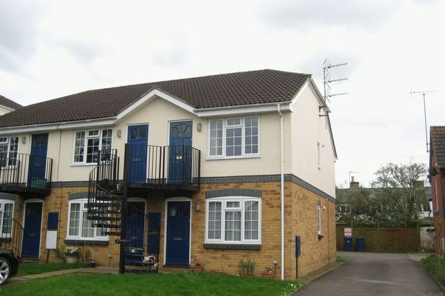 Thumbnail Flat to rent in Hunters Road, Bishops Cleeve, Cheltenham