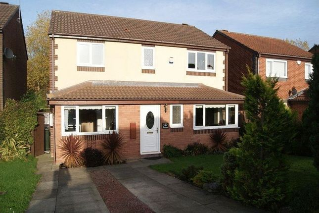 5 bed detached house for sale in Garleigh Close, Killingworth, Newcastle Upon Tyne