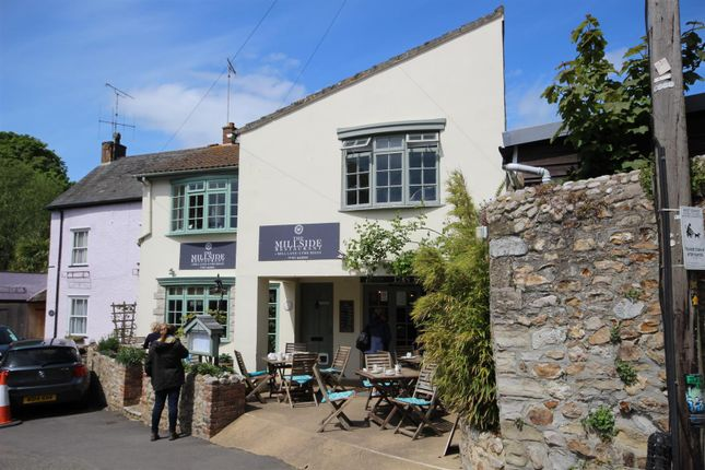 Thumbnail Restaurant/cafe for sale in Mill Lane, Lyme Regis