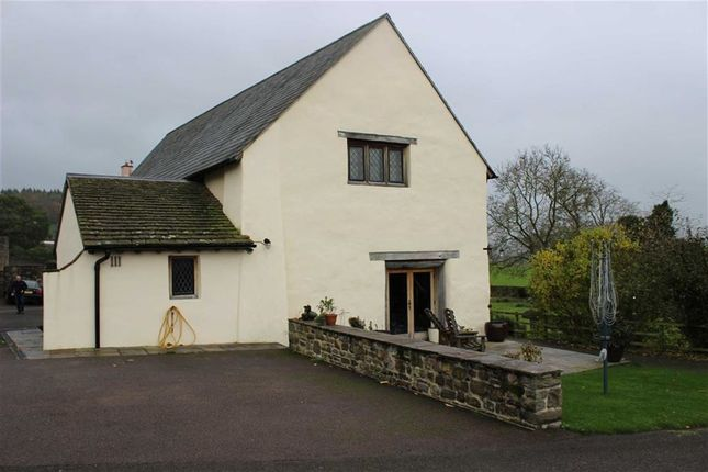 Thumbnail Barn conversion to rent in Trostrey, Usk