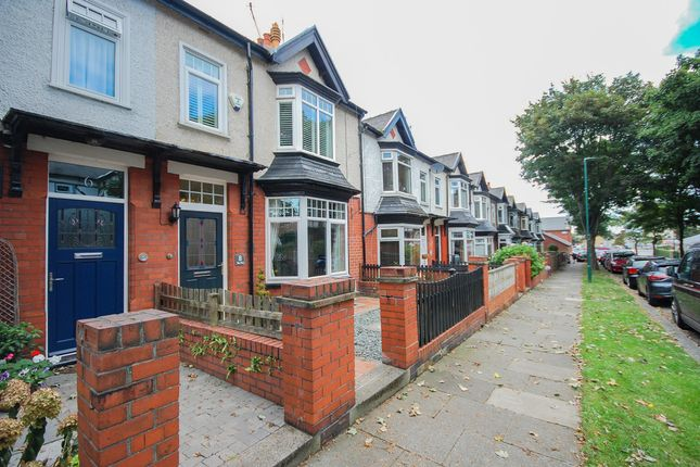 Thumbnail Terraced house for sale in Exeter Street, Saltburn-By-The-Sea
