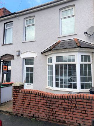 Thumbnail Terraced house to rent in Durham Road, Newport