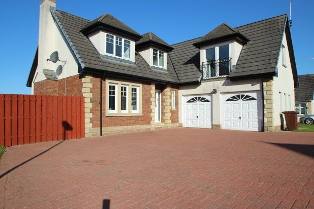Thumbnail Detached house to rent in Snead View, Motherwell