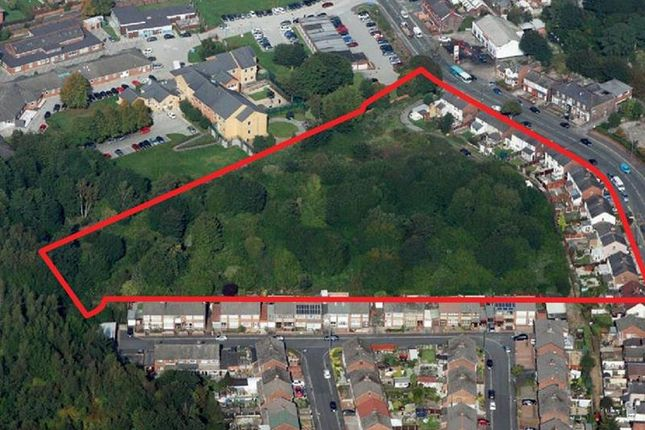 Thumbnail Land for sale in Land At Marshalls Cross Road, Peasley Cross, St Helens