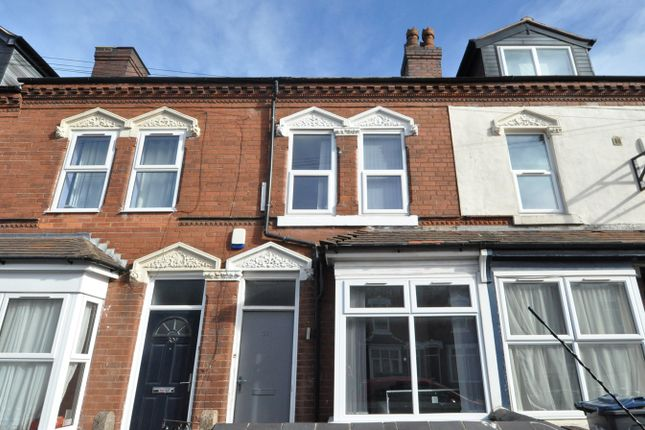 Thumbnail Terraced house for sale in Heeley Road, Selly Oak, Birmingham