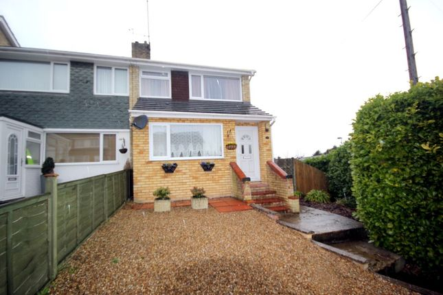 Thumbnail Semi-detached house for sale in Violet Road, North City, Norwich