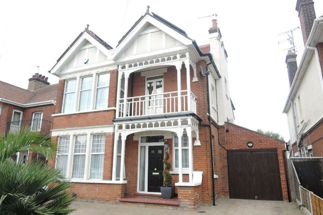 Thumbnail Detached house for sale in St. Vincent Road, Clacton-On-Sea