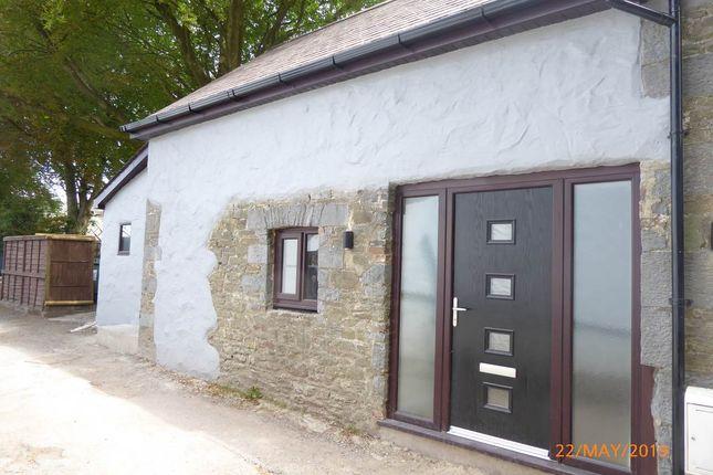 1 bed cottage to rent in Llanddarog, Carmarthen SA32