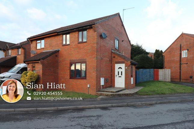 2 bed semi-detached house for sale in The Maltings, Pentwyn, Cardiff CF23