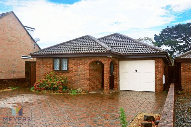 Thumbnail Detached bungalow for sale in Sopers Lane, Poole