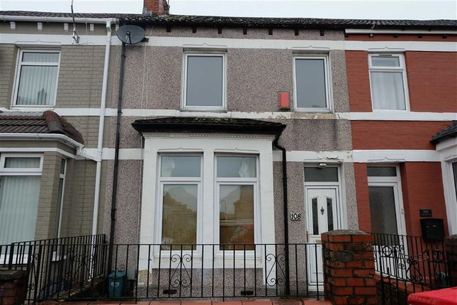 Thumbnail Terraced house for sale in Woodlands Road, Barry, Vale Of Glamorgan