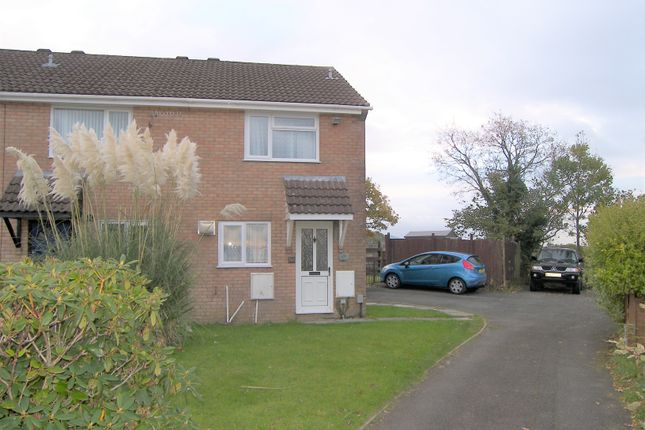 Thumbnail End terrace house to rent in Bronwydd, Birchgrove, Swansea