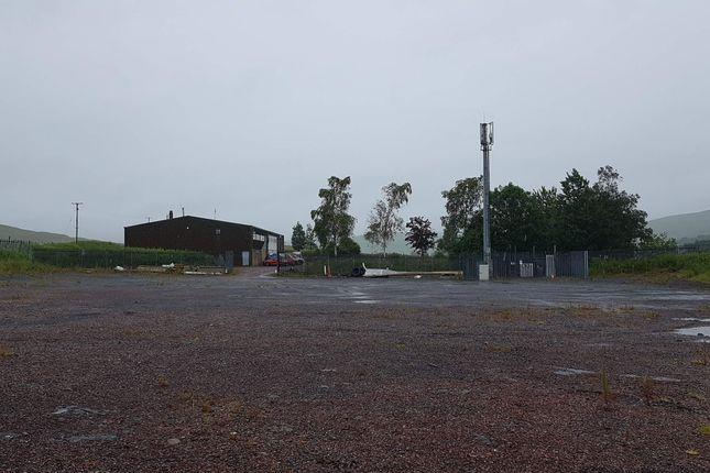Thumbnail Light industrial to let in Dumfries Road, Elvanfoot, Biggar