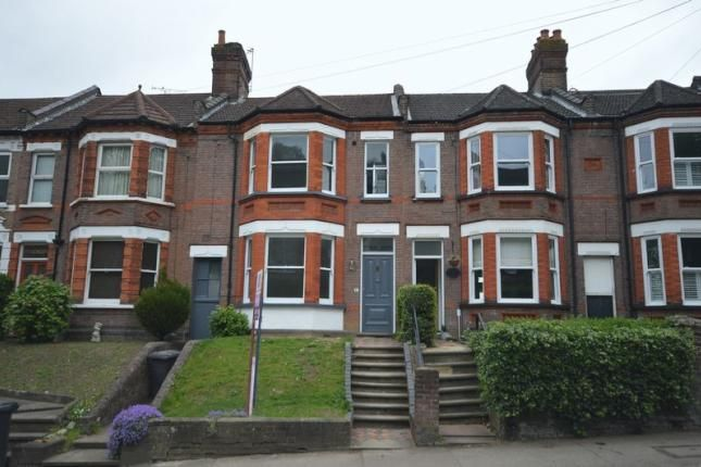 Thumbnail Terraced house to rent in London Road, Luton