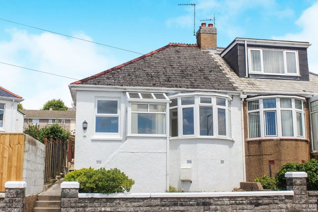 Thumbnail Semi-detached bungalow for sale in Ivanhoe Road, Plymouth