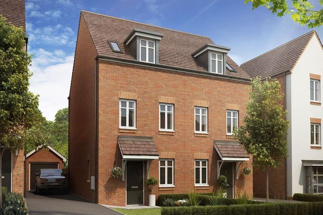"3 bed semi-detached house for sale in ""Greenwood"" at ""Greenwood"" At Carters Lane, Kiln Farm, Milton Keynes MK11"