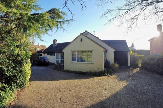 Thumbnail Detached bungalow for sale in Moat Lane, Prestwood, Great Missenden