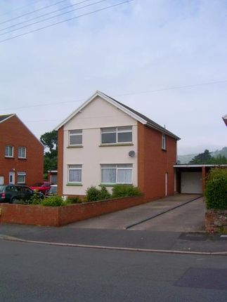 Thumbnail Flat to rent in Hillview Road, Minehead