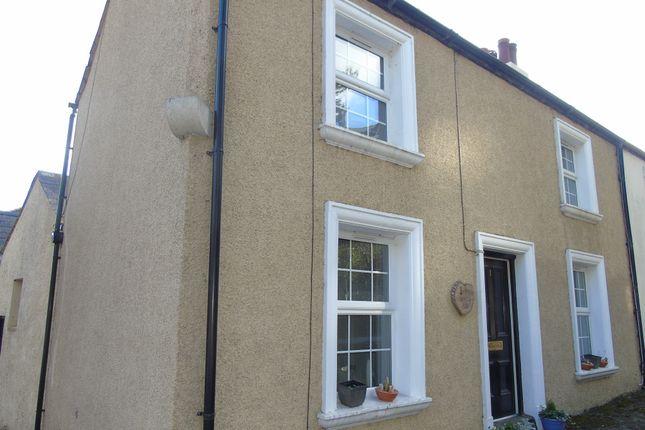 Thumbnail Terraced house for sale in Bridge Houses, Llanbadoc, Usk