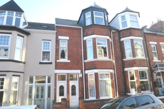 Thumbnail Maisonette for sale in Woodlands Terrace, Lawe Top, South Shields
