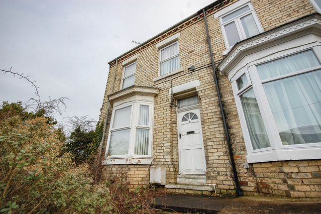 Thumbnail End terrace house for sale in Green Road, Skelton-In-Cleveland