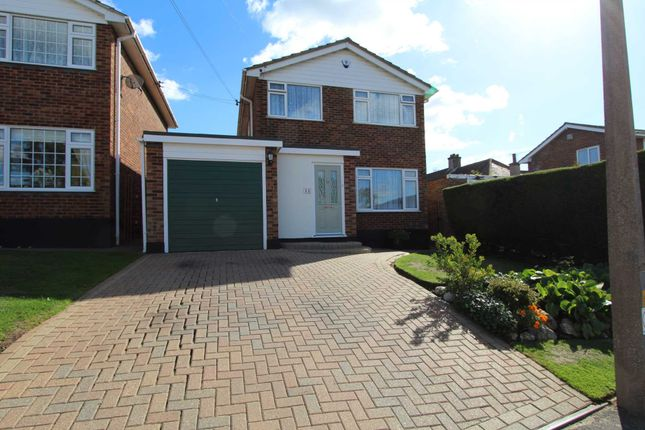 Thumbnail Detached house for sale in Langford Crescent, Benfleet